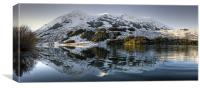 Southern Alps, New Zealand, Canvas Print