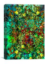 Outer Limits, Canvas Print