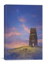 Soitude in Avalon, Canvas Print