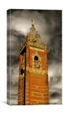 Cabot Tower, Canvas Print