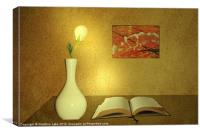 Flower Power, Canvas Print