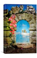 Once-Upon-A Dream, Canvas Print