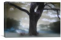 Twilight Song, Canvas Print