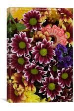 Spring Bouquet, Canvas Print
