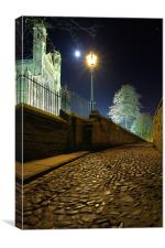 Lamplight & Moonlight - Durham Cathedral