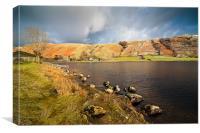 Watendlath Tarn, Cumbria., Canvas Print