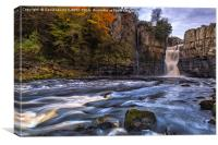 High Force, Canvas Print