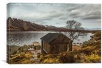 Loch Muick, Canvas Print