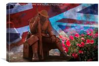 Tommy 1101, Canvas Print