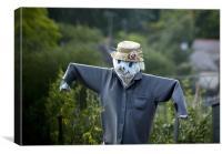 Scarecrow, Canvas Print