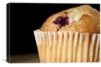 Muffin, Canvas Print