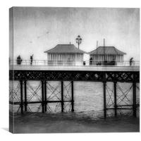 Cromer Pier, Norfolk, Canvas Print
