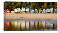 Reflective Huts