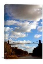 Clifton Suspension Bridge, Canvas Print