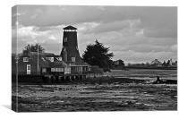 Harbour Windmill, Canvas Print