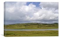 Ogmore River, Canvas Print