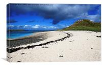 Coral Beach, Canvas Print