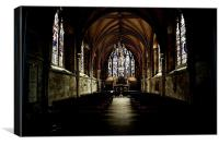 Chichester Cathedral, Canvas Print