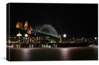 Sydney Harbour Bridge, Canvas Print
