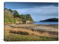 Pedn billy,the Helford River, Mawnan Smith, Cornwa