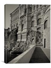 Monaco Grimaldi Palace