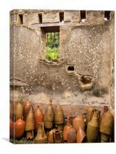 Pompeii Terracotta Pots