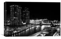 Night Lights - Chicago, IL