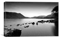 Ullswater Lake District, Canvas Print