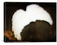 Angel Wings, Canvas Print