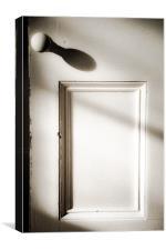 The Old Door Knob, Canvas Print