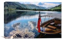 Ullswater, Lake District, Canvas Print
