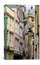 Oxford, Canvas Print