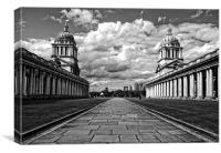 National Maritime Museum Greenwich, Canvas Print