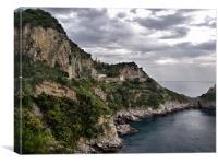 Amalfi Coast, Italy 2, Canvas Print