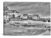 St. Ives, Cornwall, Canvas Print