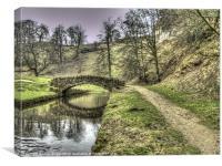 Bridge Over River Skell