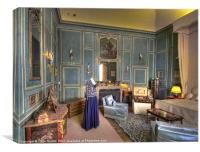 The Queens Room, Canvas Print