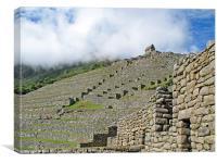 Machu Picchu 3, Canvas Print
