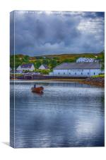 Talisker  Isle of skye, Canvas Print