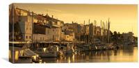 Ciutadella de Menorca, Canvas Print