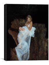 Sleeping Beauty 3, Canvas Print