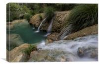 Polilmnio Waterfalls