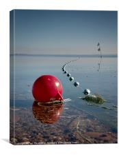 Oh buoy!, Canvas Print