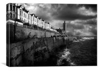 Porthleven, Canvas Print