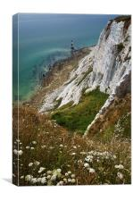 Beachy Head, Canvas Print