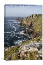 Gurnards Head in Cornwall, Canvas Print