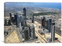 Burj Khalifa Observation Deck View - 02