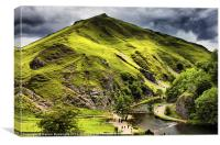 Dovedale, Thorpe Cloud Stepping Stones