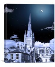 NORWICH CATHEDRAL ECLIPSE