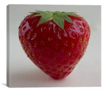 Strawberry, Canvas Print